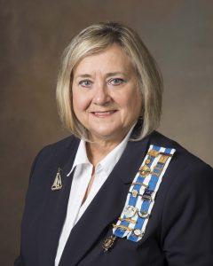 Sherry Vieth, Registrar